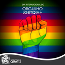 28 de Junho Dia Internacional do Orgulho LGBTQIA+