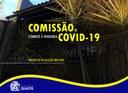 CÂMARA CRIA COMISSÃO DE COMBATE À COVID-19