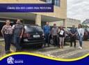 Câmara doa dois carros para a Prefeitura